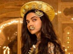 3 Years Of <i>Bajirao Mastani</i>: Deepika Padukone Celebrates Mastani's 'Grace, Strength And Courage' With Throwback Pic