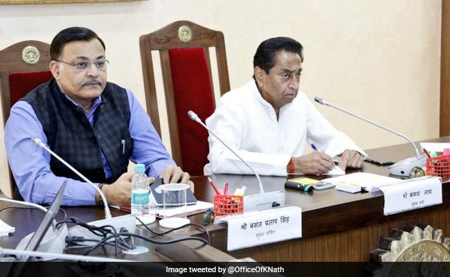 कर्नाटक और गोवा के घटनाक्रम से कमलनाथ सरकार सतर्क, 11 दिन में तीसरी बैठक