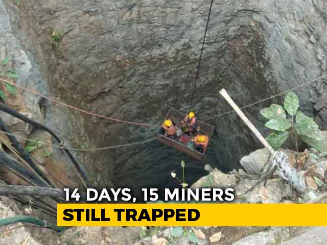 """Video : """"15 Miners Struggling For Air, PM Poses For Cameras"""", Rahul Gandhi Tweets"""