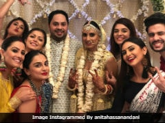 TV Actress Additi Gupta Marries Kabir Chopra. Anita Hassanandani, Krystle D'Souza On Guest List