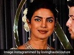 Priyanka-Nick Wedding: दीपिका-सोनम की तरह भारी-भरकम जूलरी-कपड़े नहीं, Priyanka के इन सिंपल देसी लुक्स ने बनाया शादी को खास