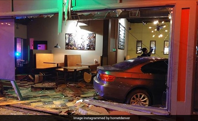 World's Unluckiest Restaurant Gets Hit By Car For The Third Time In One Year