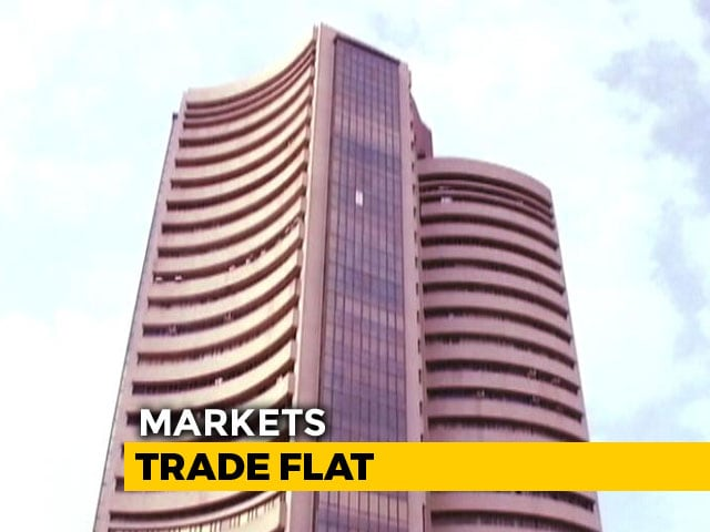 Video : Sensex Edges Lower, Nifty Below 10,950