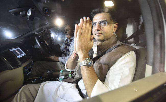 Rajasthan Assembly By-Election 2019: Sachin Pilot Confident Congress Will Win Both Bypoll Seats
