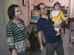 Disability Knows No Bounds. Kolkata Couple's Story Of Love, Struggle
