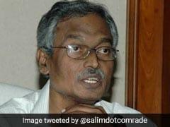 CPM's Nirupam Sen, Architect Of Bengal's Industrial Drive, Dies Age 72