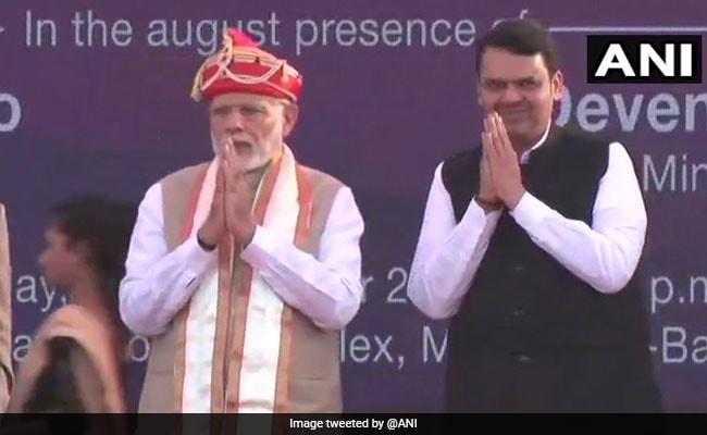 Narendra Modi In Maharashtra Highlights: PM Modi Lays Foundation For Mumbai Metro's Line-5, Pune Metro's Phase 3