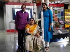 Polio Can't Stop Differently Abled Entrepreneur From Reaching For Stars