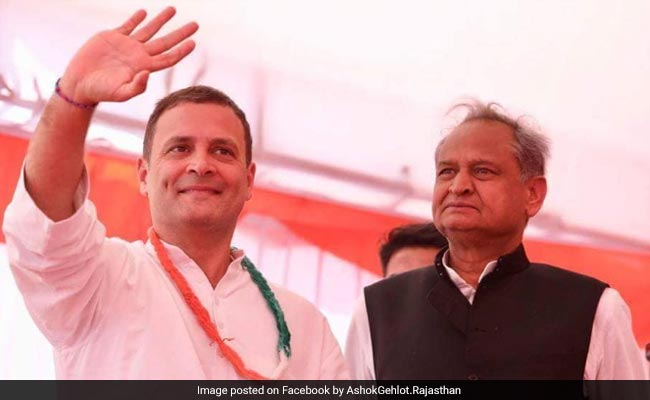 Ramgarh Win A Big Yes To Rahul Gandhi's Minimum Income Plan: Congress