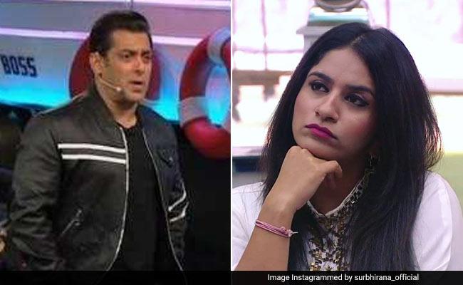 Bigg Boss 12: सुरभि, करणवीर, रोहित की इस हरकत को सलमान खान ने बताया 'घिनौनी, वाहियात'- देखें Video
