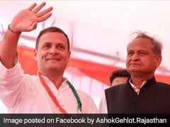 UPA Government, If Voted To Power, Will Probe Notes Ban: Ashok Gehlot