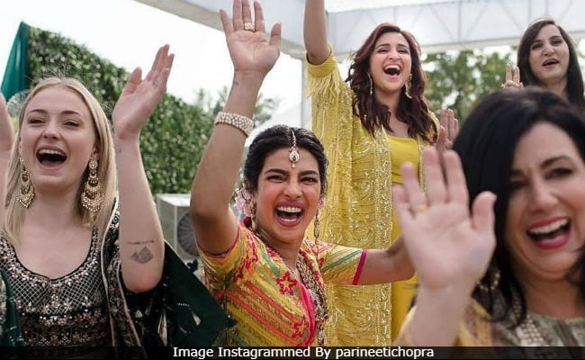 'Nick Jonas Was Madly Generous': Read Priyanka Chopra's Cousin Parineeti's Tweet About 'Joota Hiding Money'