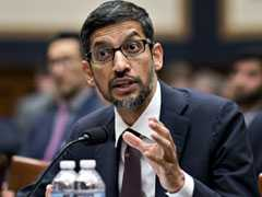 After Republicans Corner Sundar Pichai, Google CEO Takes On Hate Speech