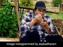 Happy Birthday Dharmendra: Here's Proof That The Sholay Actor Is A Fan Of Organically Grown Food!