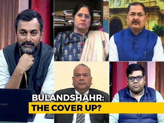 Video : Truth vs Hype: The Bulandshahr Conspiracy
