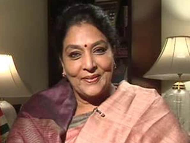 Video : Congress' Renuka Chowdhury Discusses Congress Failure In Telangana