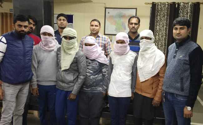 दिल्ली पुलिस के कांस्टेबल की हत्या के मामले में पांच गिरफ्तार