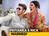 Video : Priyanka Chopra Marries Nick Jonas In Jodhpur