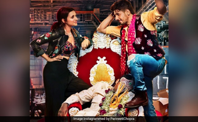 'Gear Up' For Parineeti Chopra And Sidharth Malhotra's Jabariya Jodi, Folks. Film Releases On...
