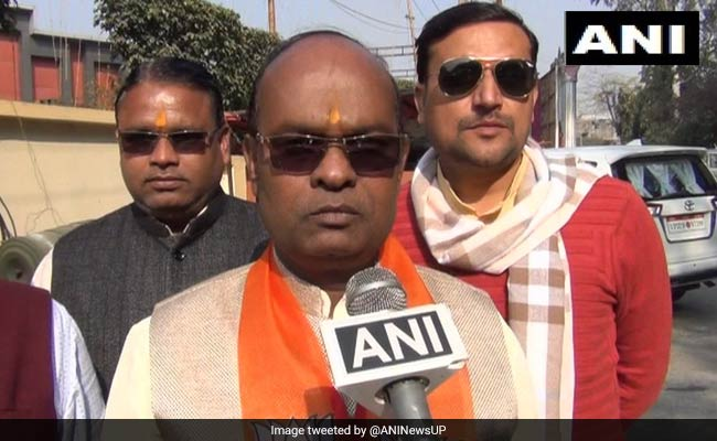 Bulandshahr Cop Shot Himself, Claims BJP Legislator In Uttar Pradesh