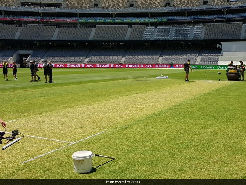 India vs Australia: India Team going to face tough challenge at Parth with fast and bouncy pitch
