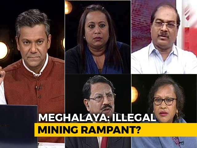Video : Has Meghalaya Government Failed Trapped Miners?