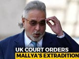 Video : Vijay Mallya To Be Extradited, Rules London Court