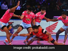 Pro Kabaddi League: Bengaluru Bulls Register Convincing Win Over Jaipur Pink Panthers