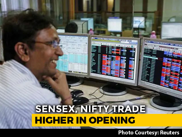 Video : Sensex Gains Over 100 Points, Nifty Nears 10,950