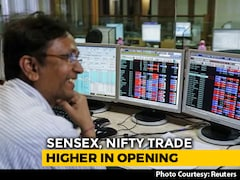 Video: Sensex Gains Over 100 Points, Nifty Nears 10,950