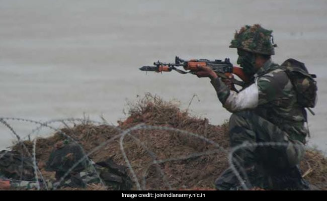 A 'Surgical Strike' Unit To Fight Behind Enemy Lines: Government Sources