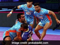 Pro Kabaddi League: Jaipur Pink Panthers Beat Puneri Paltan, Bengal Warriors Thrash Tamil Thalaivas