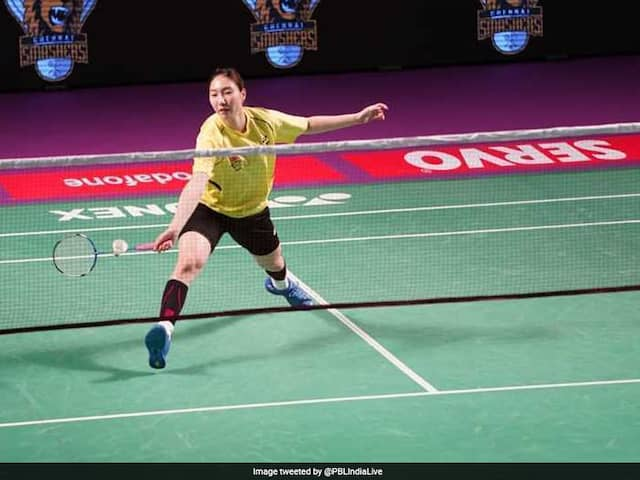 Premier Badminton League: Chennai Smashers Stun Table Toppers Ahmedabad Smash Masters