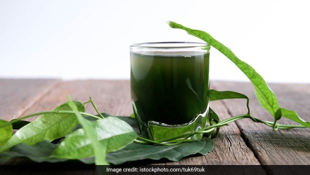 Chlorophyll Water: The Newest 'Health Drink' Said To Have Weight Loss And Other Benefits
