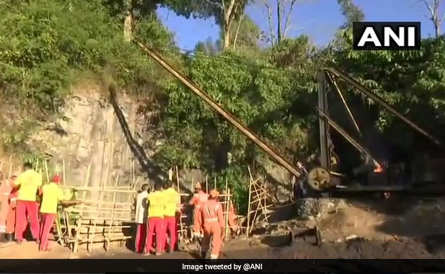 Meghalaya Rescue Operation Highlights: Navy Team To Enter Mine Again On Monday