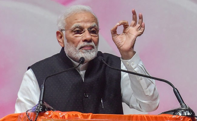 Proud Of Jammu And Kashmir Cops, Says PM Modi At Police Event