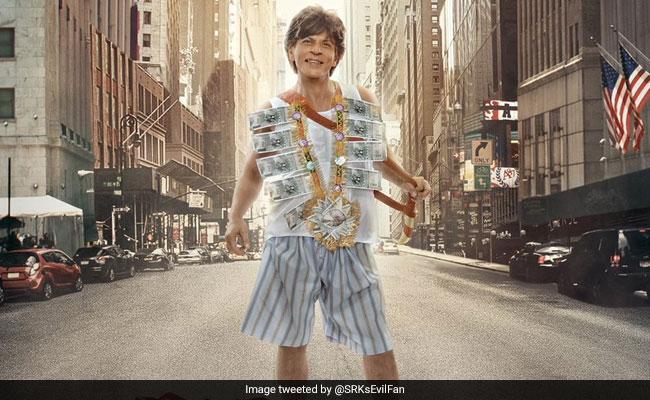 शाहरुख खान की 'Zero' पर रिलीज होने से पहले आया संकट, इस सीन को लेकर फंसा ये पेंच