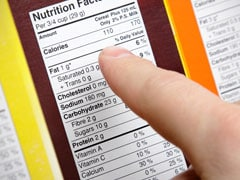 Food Labels Should Also Tell The Exercise Needed To Burn Calories: Study