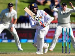 Sri Lanka Battle To Rain-Hit Draw In New Zealand First Test