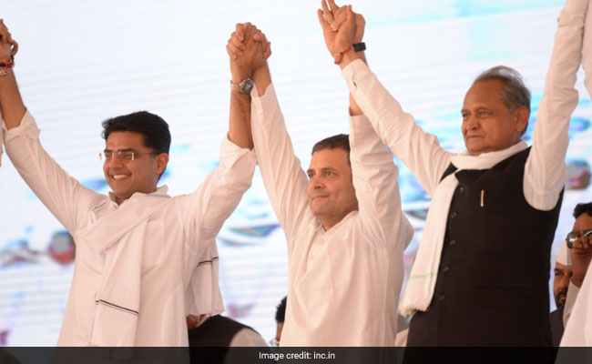 'It's Done,' Tweets Rahul Gandhi As Rajasthan Too Waives Farm Loans