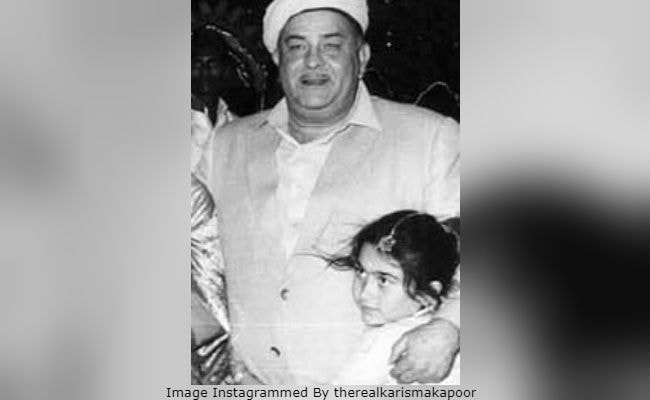 Raj Kapoor Fondly Remembered By Granddaughters Karisma, Riddhima On 94th Birth Anniversary