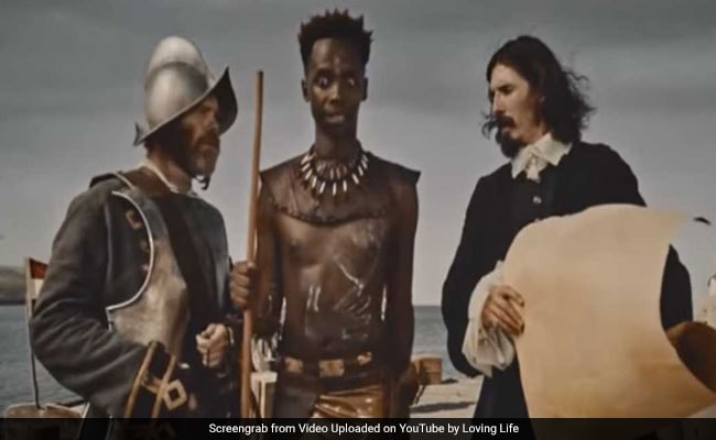South Africa Bans Ad In Which Black Man 'Discovers' Europe