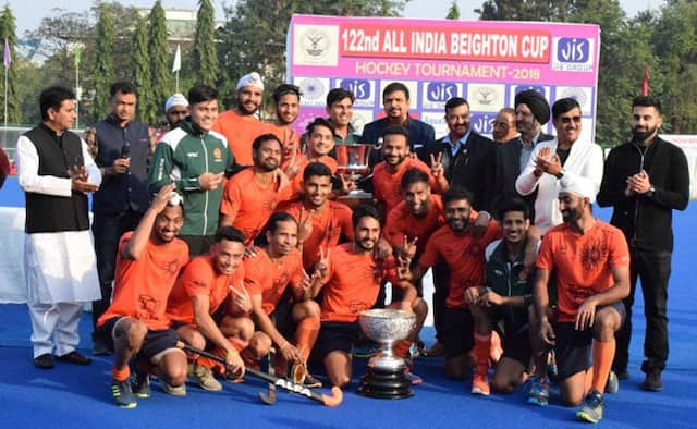 Beighton Cup Hockey 2018: IOCL beat BPCL by shoot-out in the final