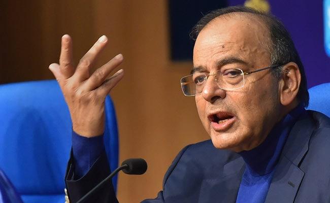 Image result for Arun Jaitley Says Snooping Powers For Agencies Came Up Under Congress