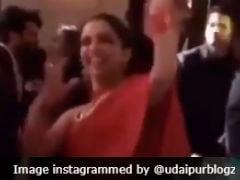 Deepika Padukone, Ranveer Singh Were The Life And Soul Of Isha Ambani, Anand Piramal's Pre-Wedding Bash In Udaipur
