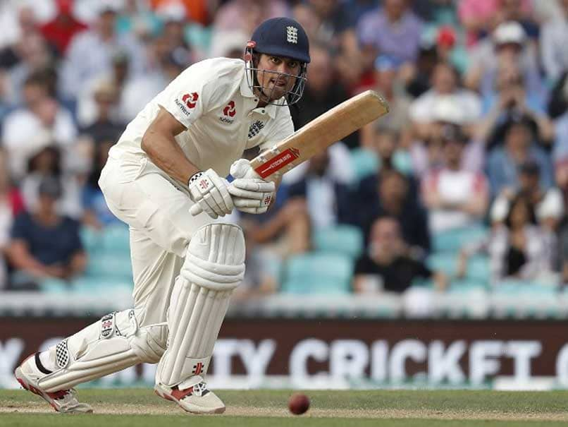 Sir Alastair Cook: Englands Record Run-Scorer Receives Knighthood