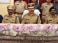 "Rs 5.8-Crore ""Hawala Cash"" Seized From Car 3 Days Before Telangana Polls"