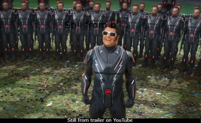 2.0 Box Office Collection Day 10: रजनीकांत की 'Robot 2.0' देश की दूसरी सबसे बड़ी फिल्म, अब तक कमाए इतने करोड़