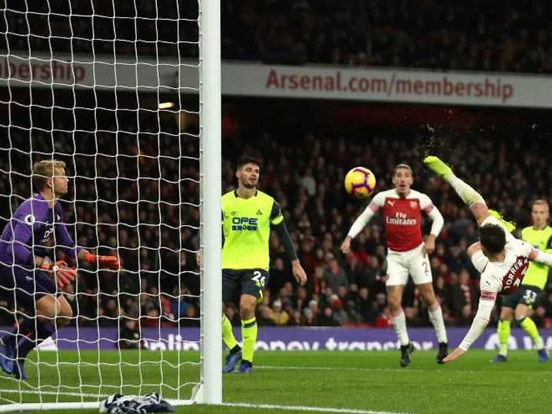 Premier League: Lucas Torreira Scores Stunning Late Winner For Arsenal vs Huddersfield