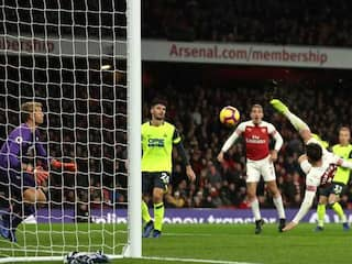Premier League: Lucas Torreira Scores Stunning Late Winner For Arsenal vs Huddersfield